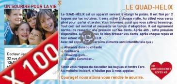 Le Quad-Helix